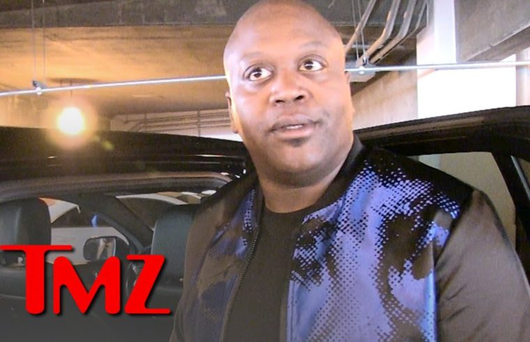 'Kimmy Schmidt' Star Tituss Burgess Backs Netflix Stance Against GA Abortion Law | TMZ 1