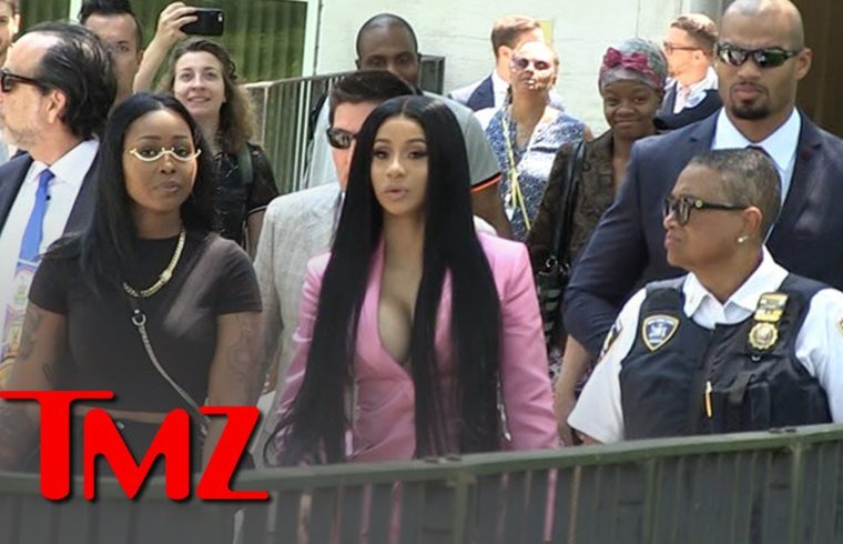 Cardi B Back in Court, Possibly Facing Stiffer Charge in Strip Club Attack | TMZ 1