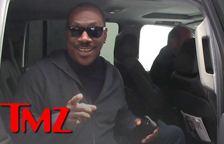 Eddie Murphy's Eyeing Michael Blackson for 'Coming to America' Sequel   TMZ 1