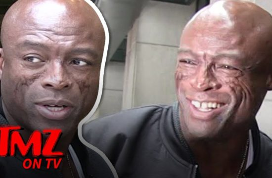 Seal Reveals His Favorite Artists Of All Time | TMZ TV 8