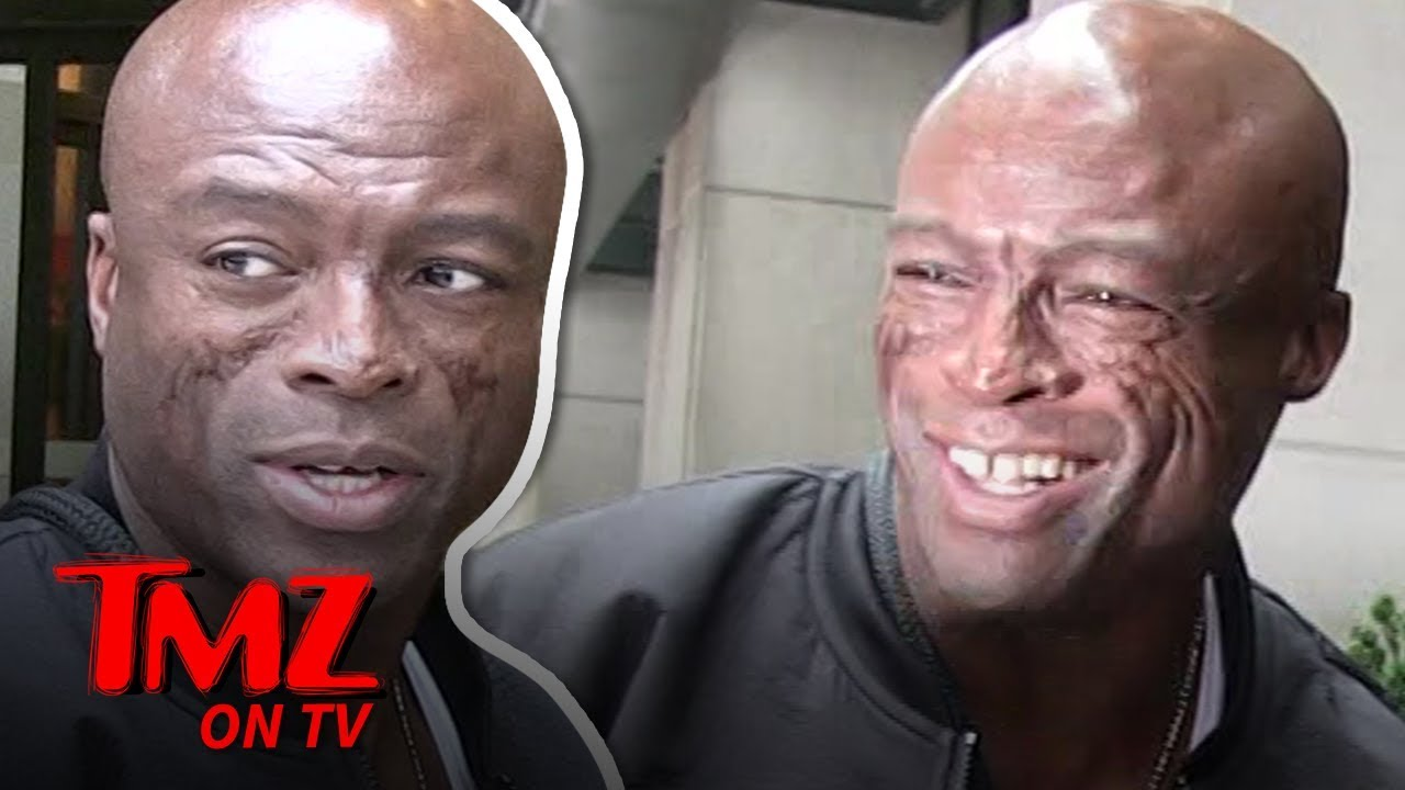 Seal Reveals His Favorite Artists Of All Time | TMZ TV 3