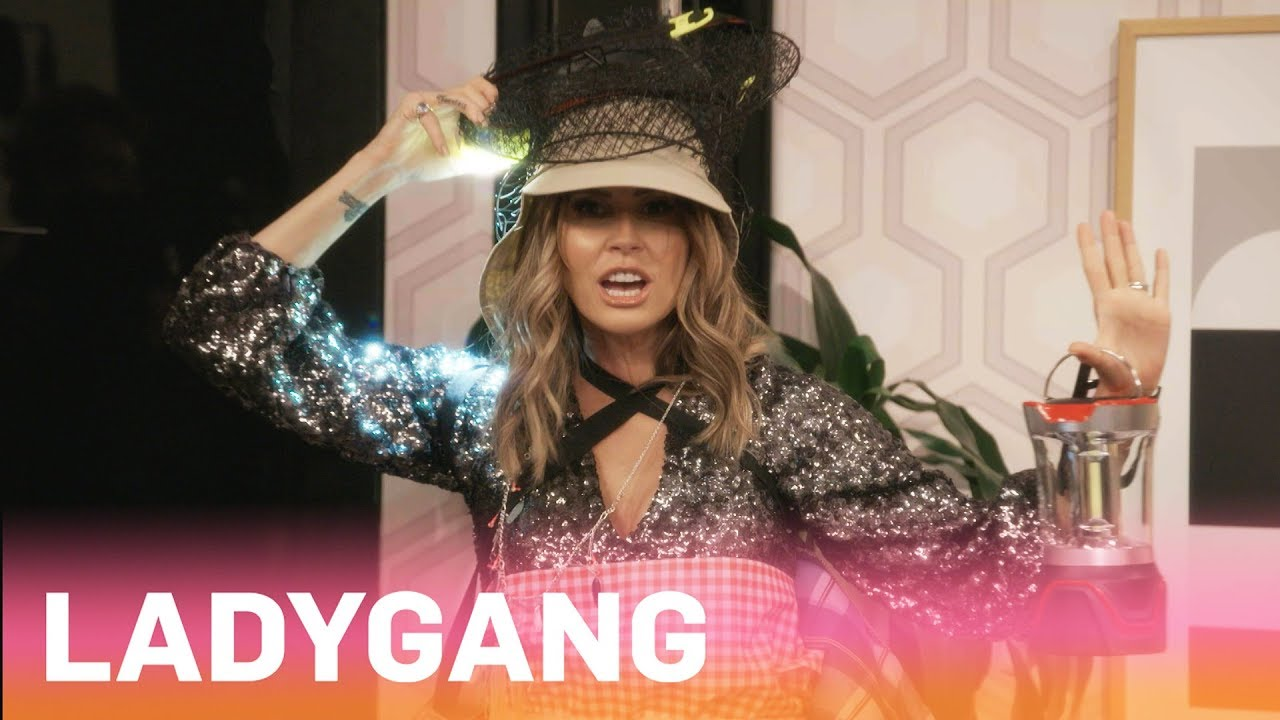 """""""LadyGang"""" Gives Keltie the Campiest Met Gala Look Ever   LadyGang   E! 3"""