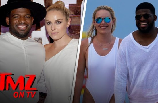 Lindsey Vonn Hits Beach with Boyfriend P.K. Subban in Amazing Bathing Suit | TMZ TV 7