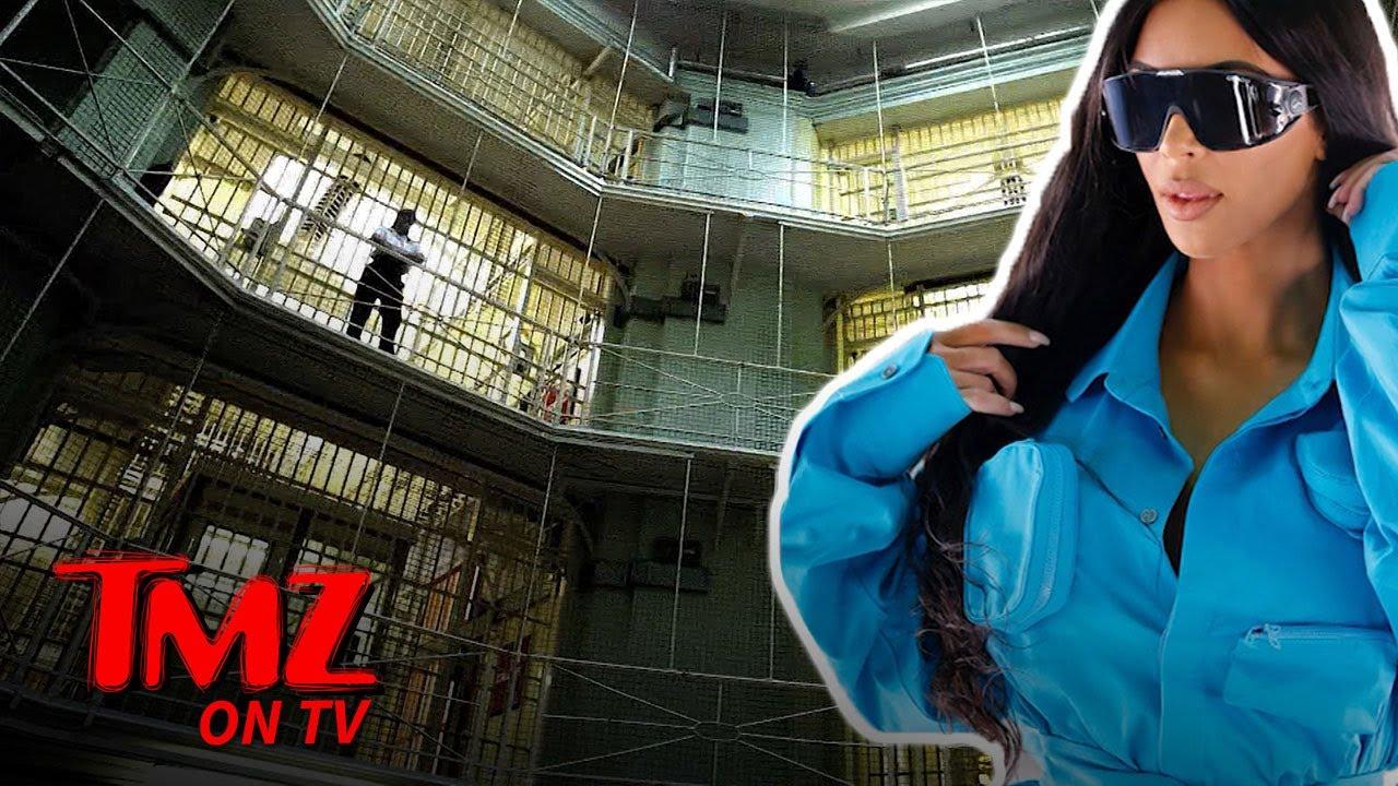 Kim Kardashian Is Helping Free Inmates At An Amazingly High Rate   TMZ TV 4