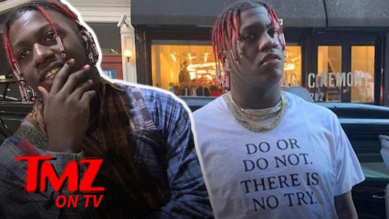 Lil Yachty gets Trolled For His Weight! | TMZ TV 5