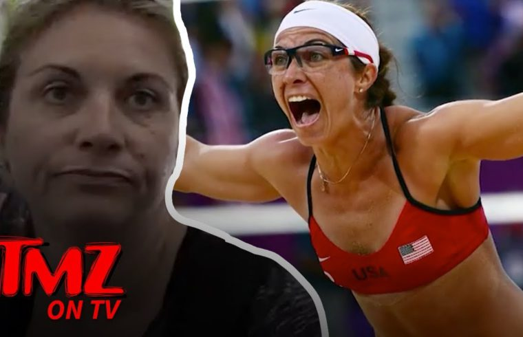 Misty May-Treanor Tells Us Her What's Her Fav Beach | TMZ TV 1