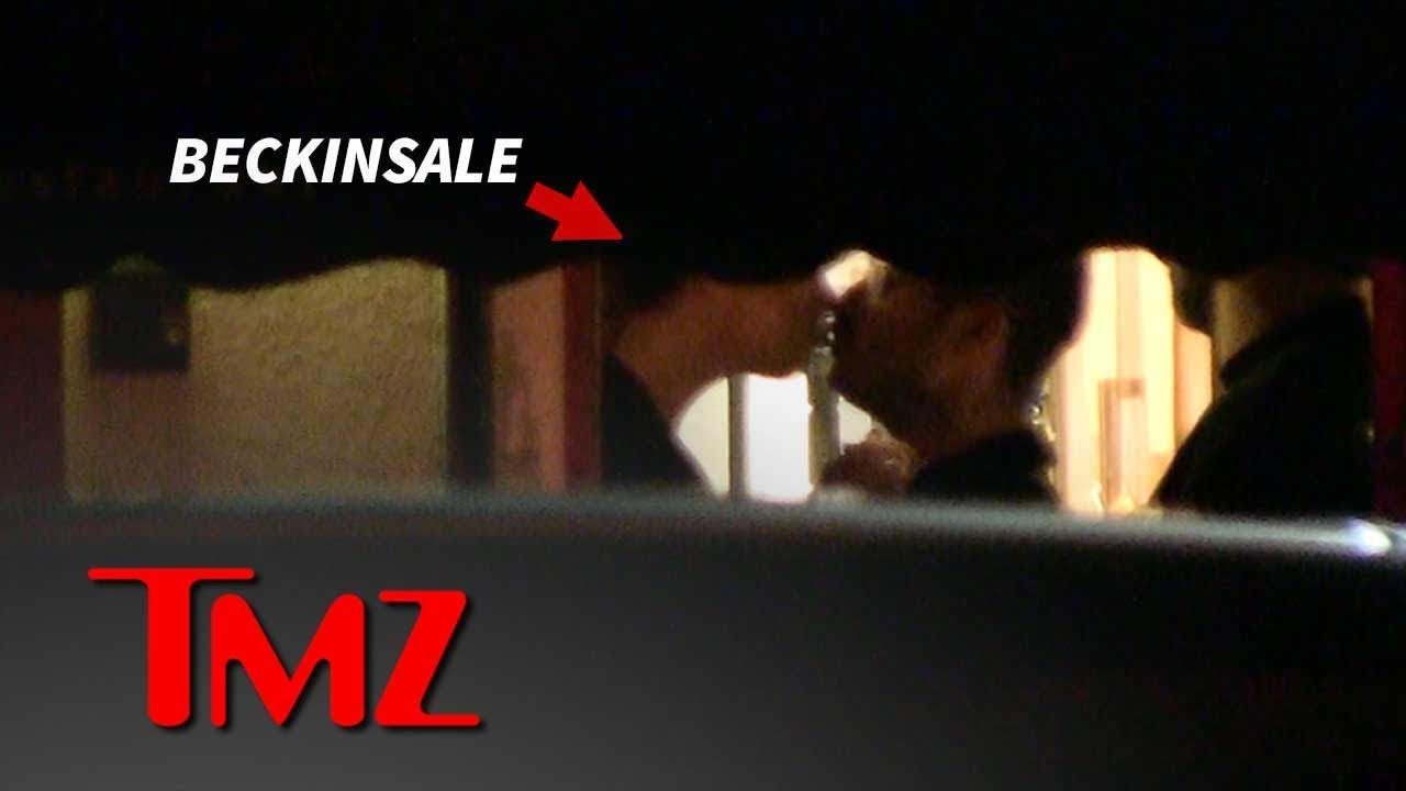 Kate Beckinsale Kisses Date as They Leave L.A. Restaurant | TMZ 3