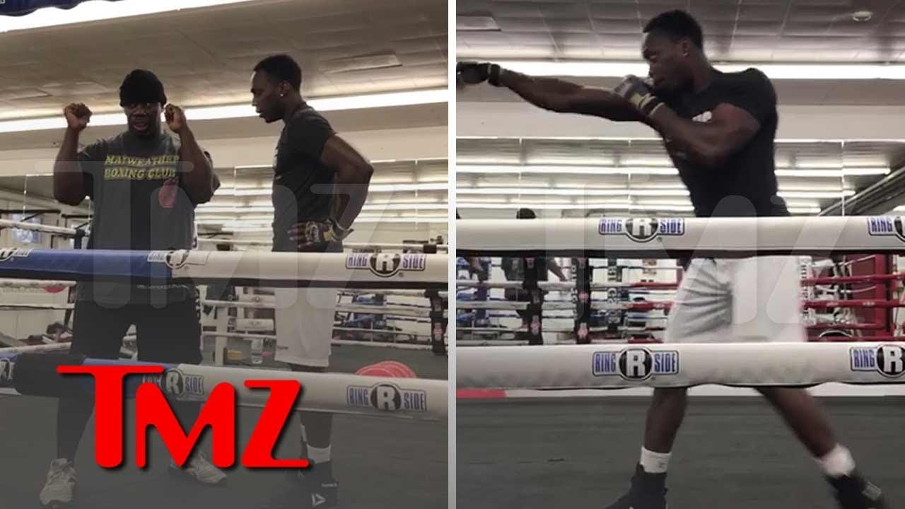 Jussie Smollett 'Attacker' Abel Working with Floyd Mayweather Jr.'s Trainer | TMZ 1