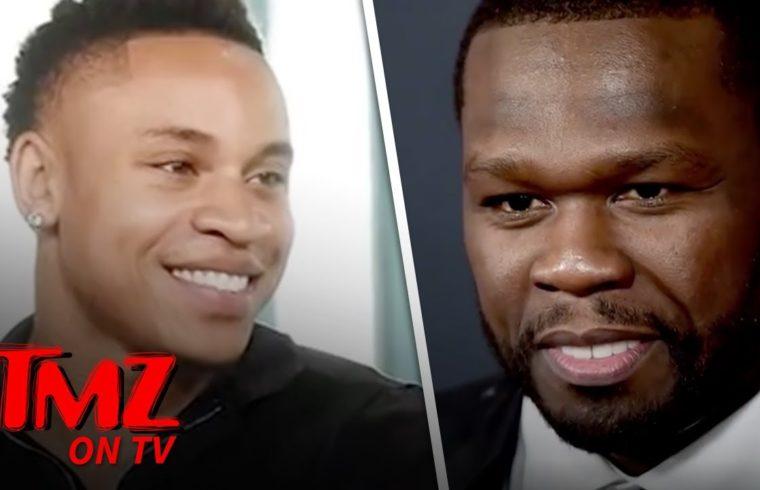 Snoop Dogg Doesn't Want 50 Cent to Kill 'Power' Star Rotimi | TMZ TV 1