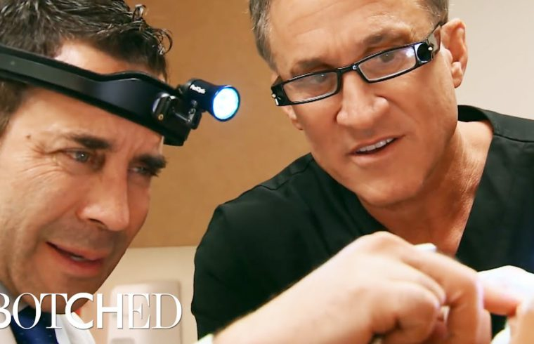 The Riskiest Plastic Surgeries | Botched | E! 1