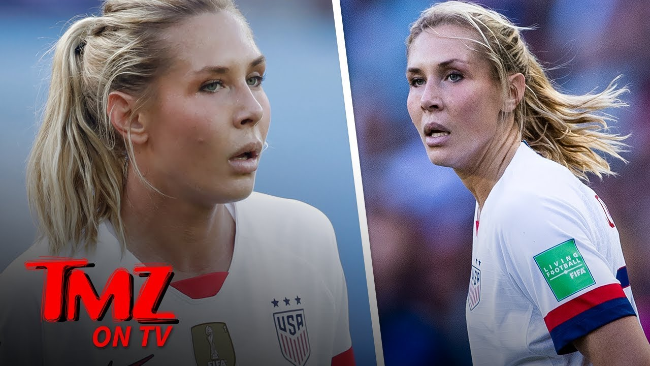 USNWT Star's Hotel Room Burglarized, Wedding Ring And Honorary Key To NYC Stolen | TMZ TV 15