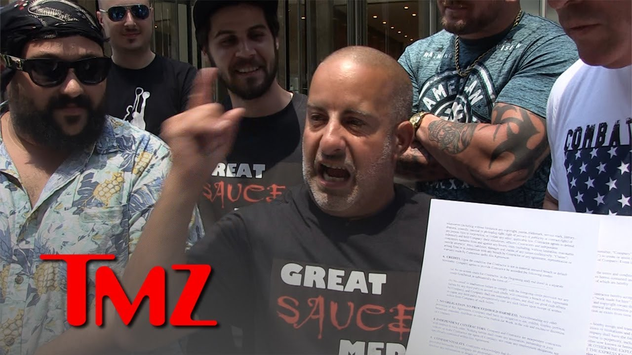 Bagel Boss Guy Chris Morgan Signs Deal to Fight Other Viral Celebs | TMZ 13