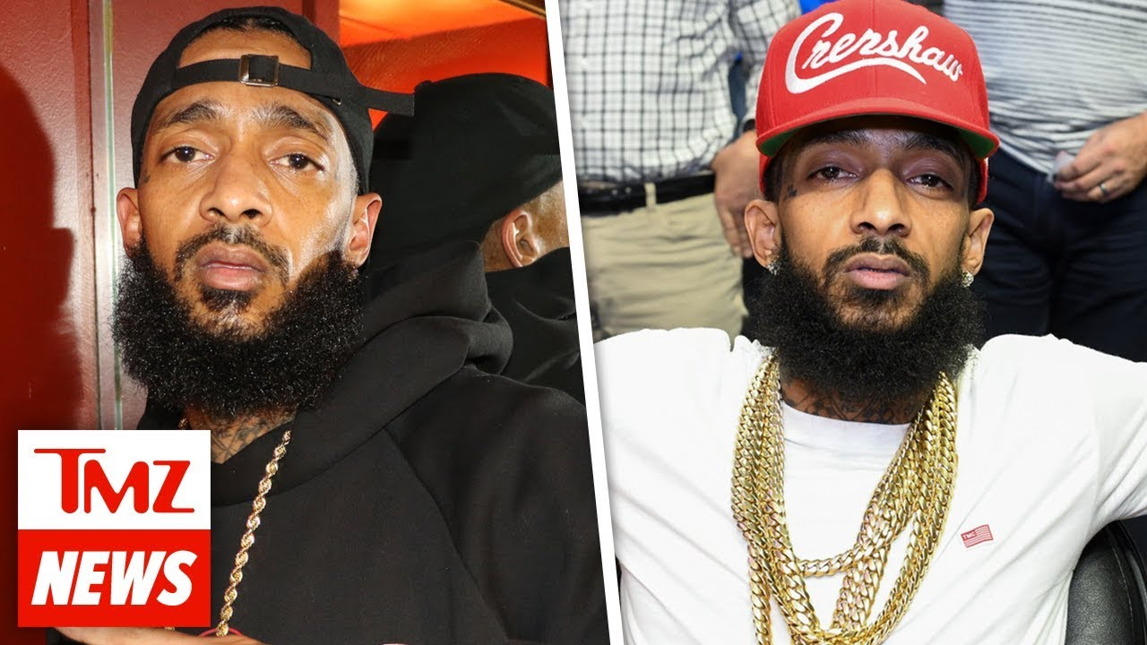 Nipsey Hussle Was Secretly Under Investigation for Alleged Gang Activity | TMZ NEWSROOM TODAY 1