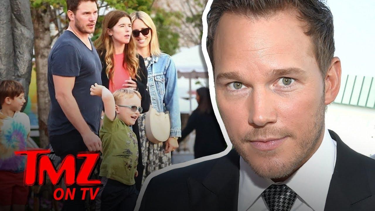Chris Pratt and Katherine Schwarzenegger Take Son Jack Out for Fun Night   TMZ TV 1