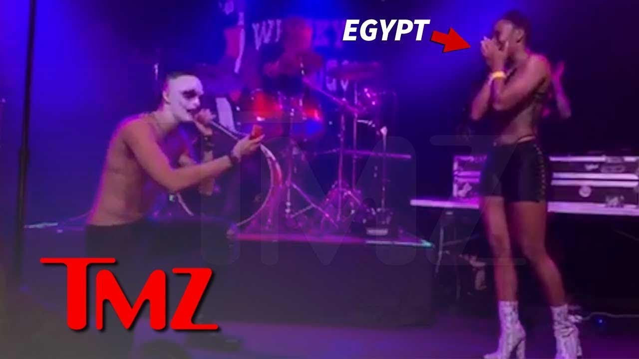 Treach & Pepa's Daughter Egypt Gets Engaged With Cameras Rolling | TMZ 4