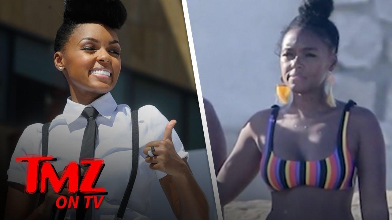 Janelle Monáe Has a Banging Body | TMZ TV 1