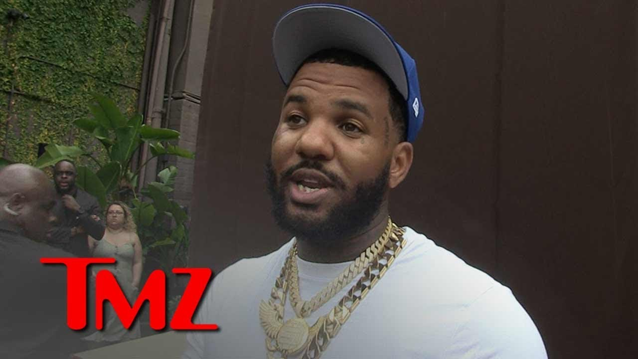 The Game Says 40 Acres and a Lambo Sounds About Right for Reparations | TMZ 1