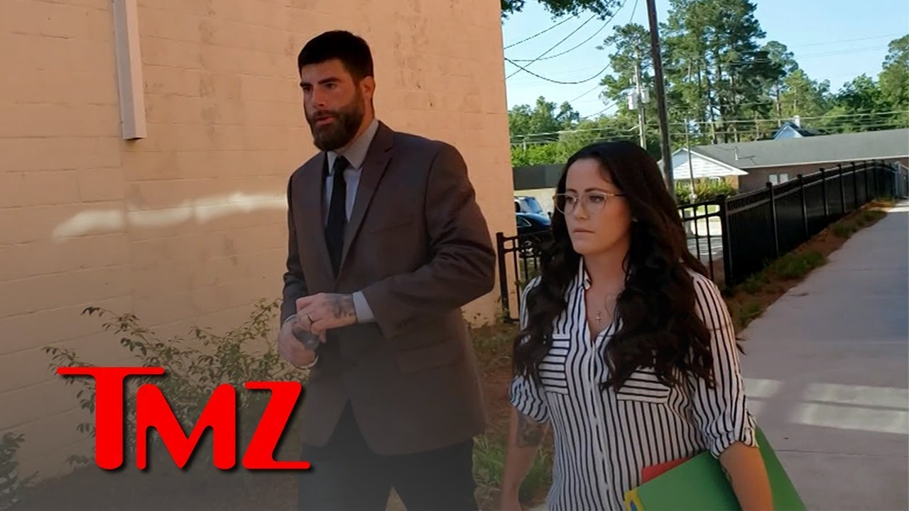 Jenelle Evans and David Eason Visit Kids and See the Judge in Custody Case | TMZ 1