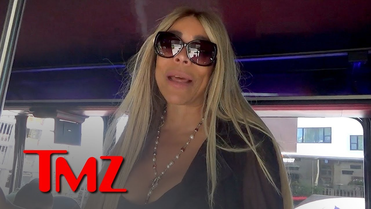 Wendy Williams Made a Cameo on the TMZ Celebrity Tour bus  | TMZ 1