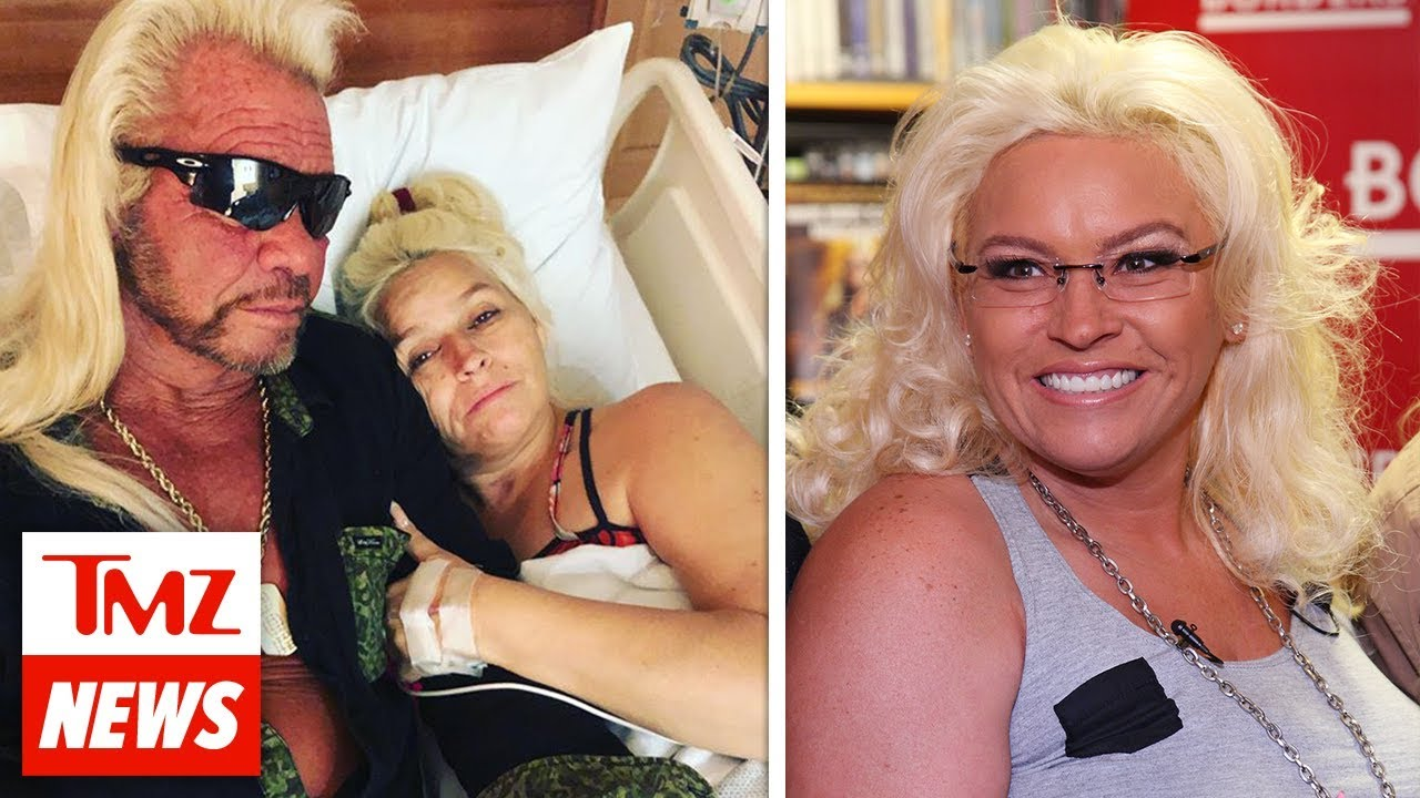 Dog the Bounty Hunter Speaks On Beth's Death, Says it Came Fast | TMZ NEWSROOM TODAY 1