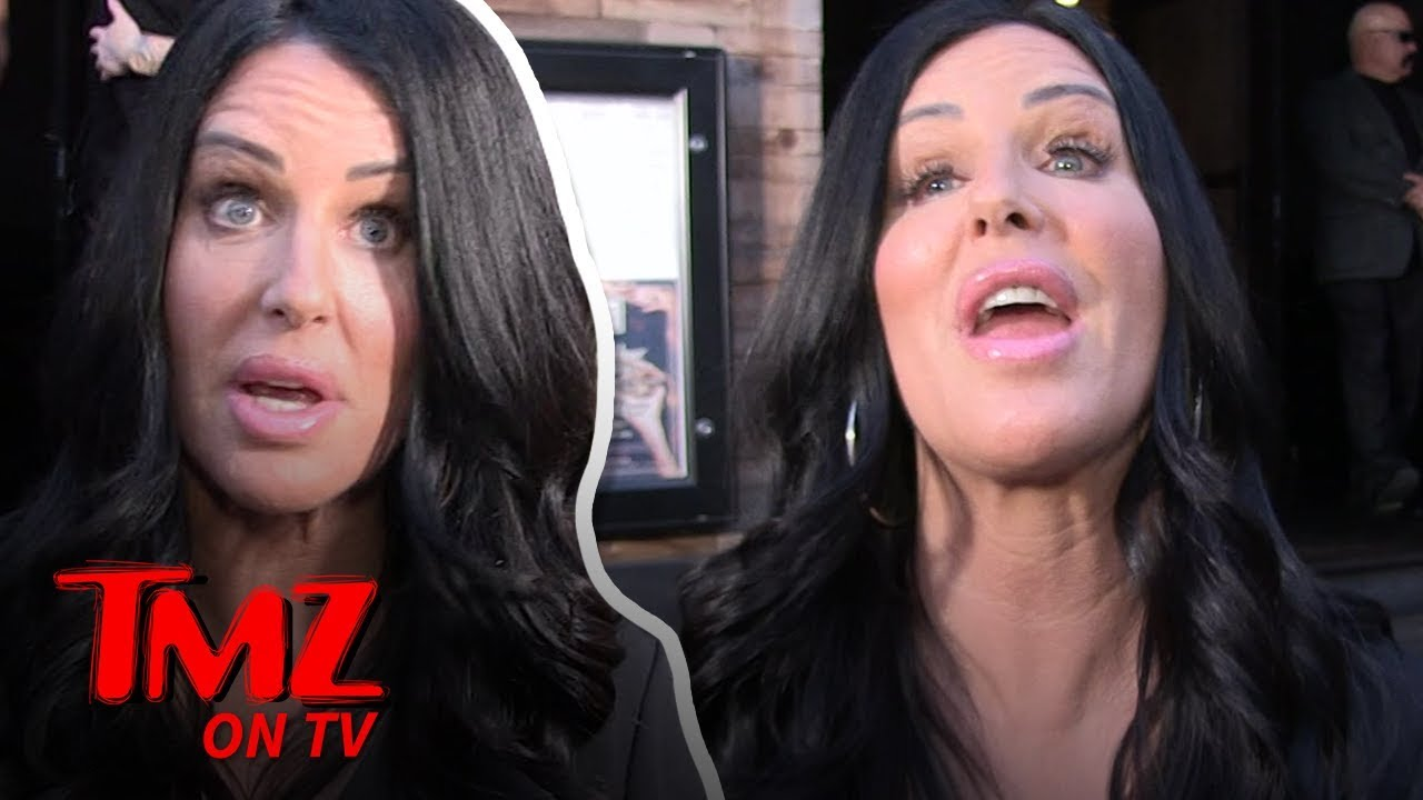 Patti Stanger Gives Us Advice On Taking Nudes | TMZ TV 1