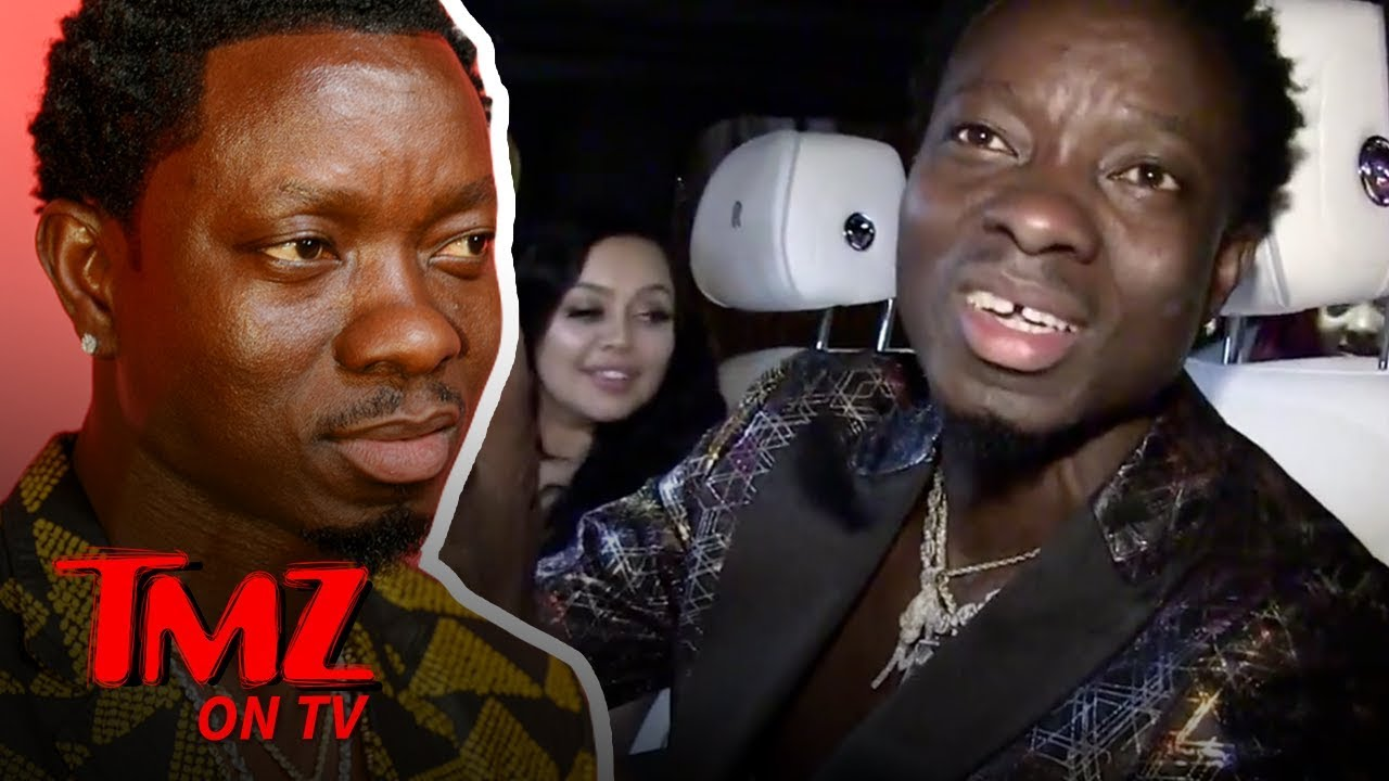 Michael Blackson Has a New Whip | TMZ TV 1
