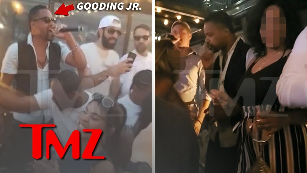 Cuba Gooding Jr. Investigated for Allegedly Groping Woman in NYC | TMZ 1