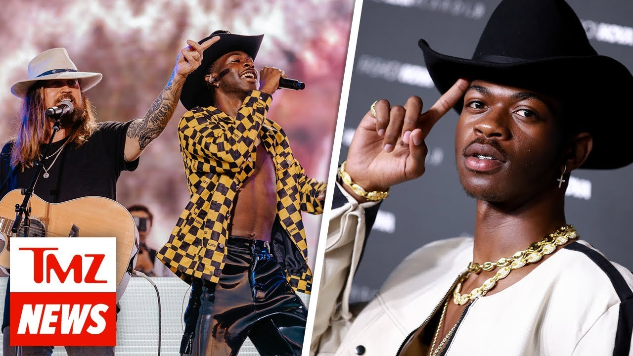 Lil Nas X Inspired to Come Out as Gay after UK Concert | TMZ NEWSROOM TODAY 1