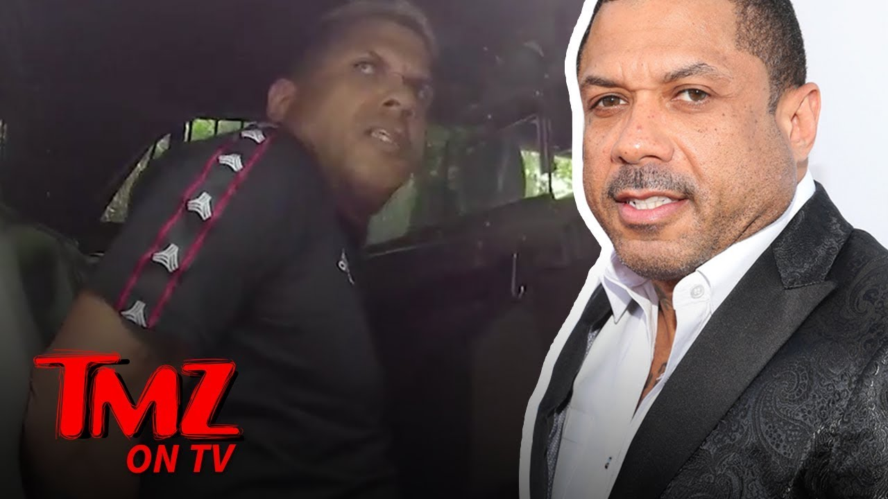 Ex-'L&HH' Star Benzino Goes Nuclear On Female Cop In Arrest Video | TMZ TV 1