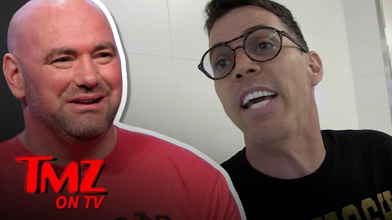 Steve-O Wants To Fight Justin Bieber | TMZ TV 1
