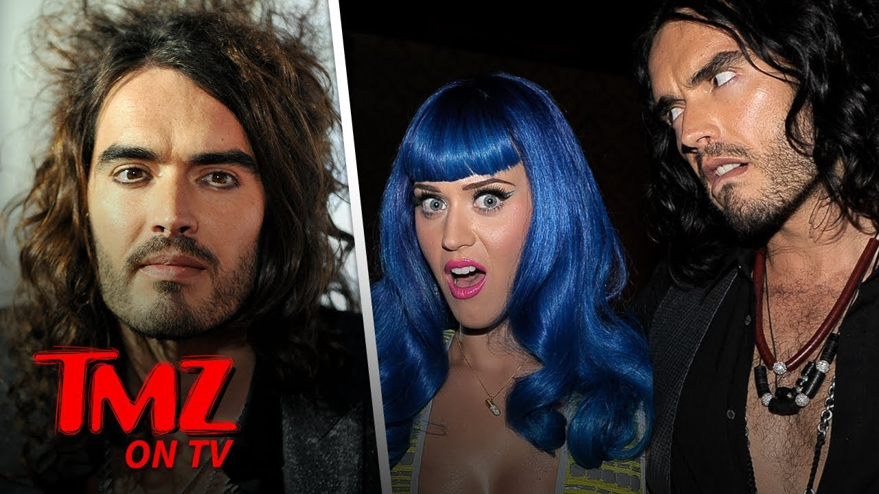What Russell Brand Thinks about Ex Katy Perry Getting Married | TMZ TV 1