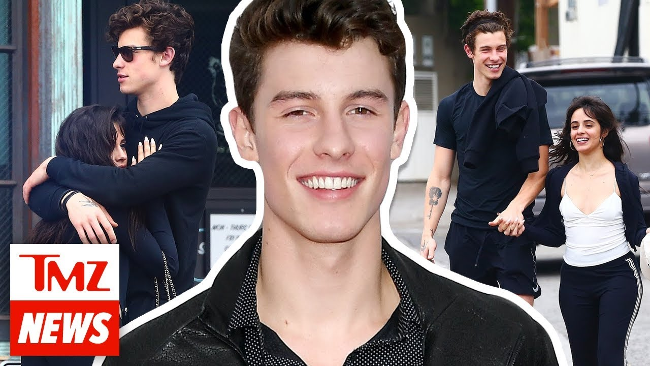 Shawn Mendes & Camila Cabello Hold Hands Amid Dating Rumors | TMZ NEWSROOM TODAY 1