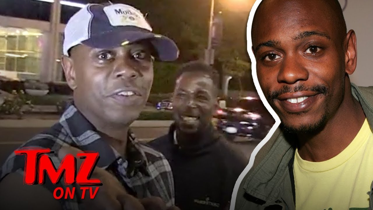 Dave Chapelle Faces His Worst Nightmare | TMZ TV 1