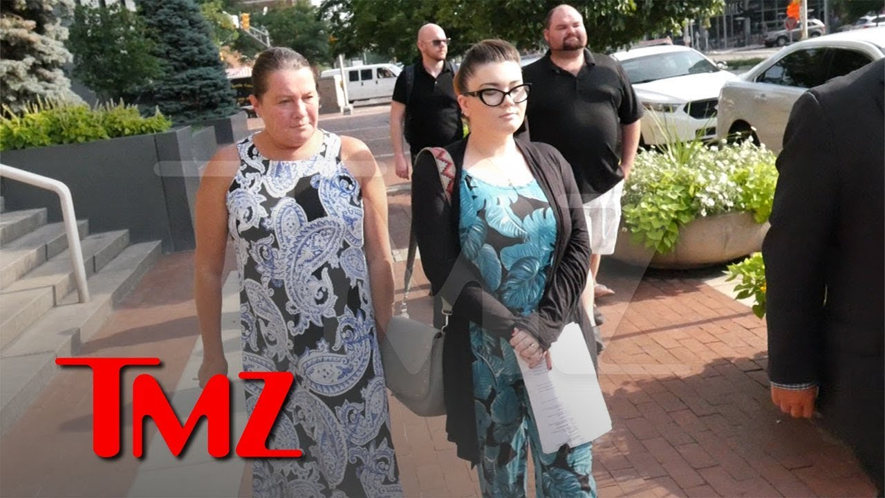 Amber Portwood Allegedly Wielded Machete at Boyfriend Andrew Glennon | TMZ 1