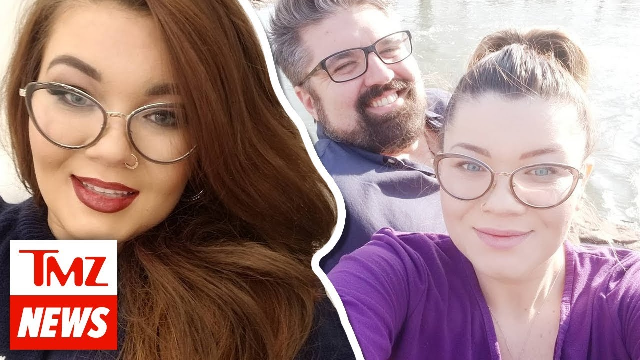 Amber Portwood Allegedly Went After Her Boyfriend With a Machete | TMZ NEWSROOM TODAY 1