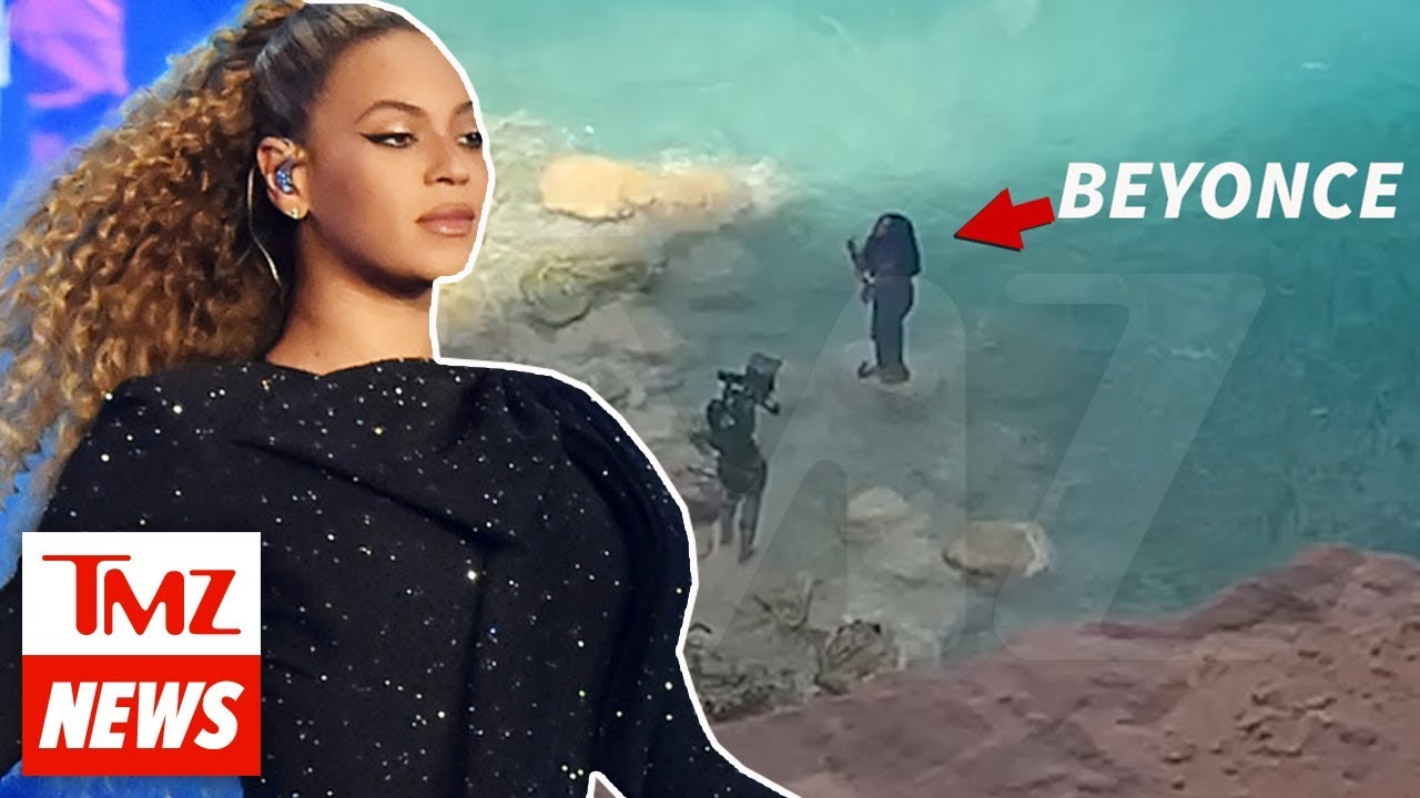 Everything We Know About Beyonce's Grand Canyon Shoot | TMZ NEWSROOM 1