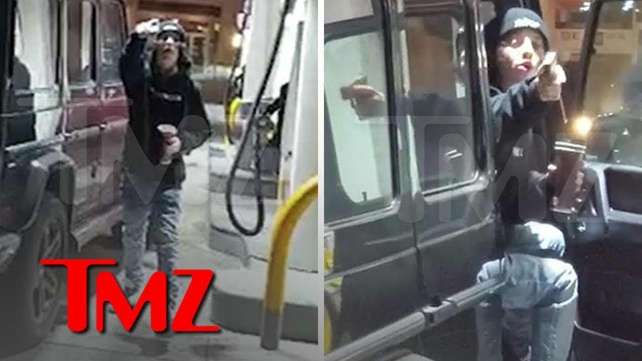 Lil Xan Pulls Gun on Man Taunting Him About Tupac 'Boring' Remark | TMZ 1